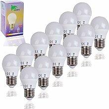 BIHRTC G45 Energiesparende LED-Leuchtmittel,