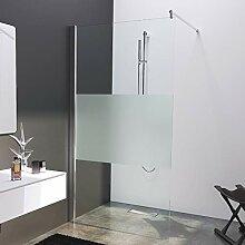 BIJON Duschwand-Glas 110 x 200 cm - 8mm