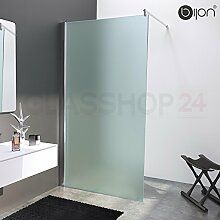 BIJON Duschwand-Glas 90 x 200 cm - 8mm