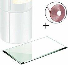 bijon® Glasplatte Kaminofen inkl.