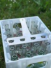 BiKaTi 4er Flaschenöffner aus Edelstahl -