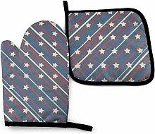 Bikofhd Amerikanische Patrioti Stars and Stripes W