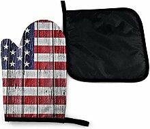 Bikofhd Neuheit alte amerikanische Flagge Patriot