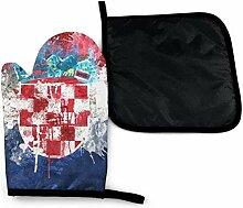 Bikofhd Neuheit Patriot Kroatische Flagge Neuheit