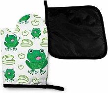 Bikofhd Pool Frog Green Art Springen Green Bunny