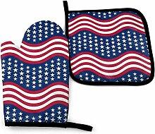 Bikofhd Retro American Patrioti Sternenbanner I