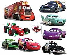 Bild Aufkleber autocollantsx Kinder, Disney Cars 32 x 26 cm