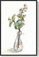 Bild Bilder Kunst Gemälde Gestreckt und Eingerahmt Modern Pop Kunst Deko Mauer Kunst zum Zuhause Büro Art-galerie Dekorationen LAD-I , DESIGN#4 , 60*80cm