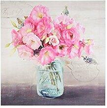 Bild Blumenstrauß Rosen in seinem Vase