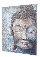Bild Buddha, beige