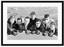 "Bild - Fotografie ""Madness Pop Group 1984"" von"