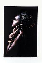 Bild GLAS AFRICAN QUEEN PROFILE