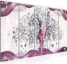 Bild Gustav Klimt Baum des Lebens Kunstdruck Vlies