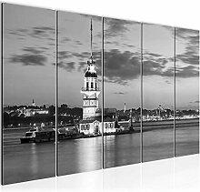 Bild Istanbul Türkei Kunstdruck Vlies