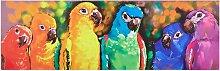 Bild Parrot Multicolor ca.140x45x4cm
