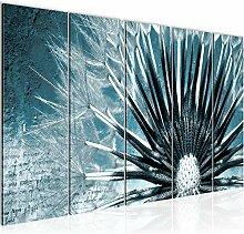 Bild Pusteblume Kunstdruck Vlies Leinwandbild
