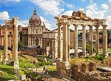 BILD TAPETE PAPERMOON, Forum Romanum Rom ,VLIES
