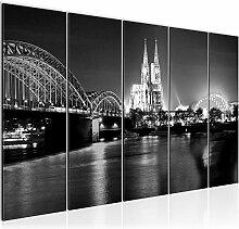 Bild XXL Köln Kunstdruck Vlies Leinwandbild