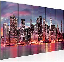 Bild XXL New York City Kunstdruck Vlies