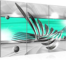 Bilder Abstrakt Wandbild 120 x 80 cm Vlies -