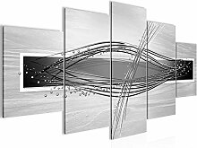 Bilder Abstrakt Wandbild Vlies - Leinwand Bild XXL