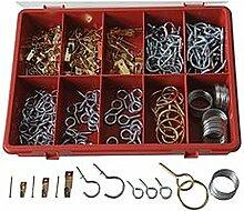 Bilder-Aufhänge-Set 250pcs gurthalteband &