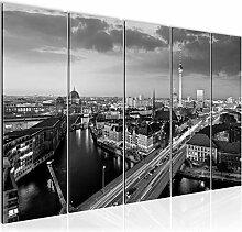 Bilder Berlin Wandbild 150 x 60 cm Vlies -