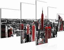 Bilder New York Stadt Wandbild Vlies - Leinwand