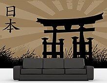 Bilderdepot24 Fototapete selbstklebend Japanese
