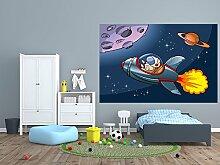 Bilderdepot24 Fototapete selbstklebend Kinderbild