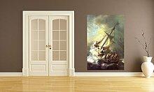 Bilderdepot24 Fototapete selbstklebend Rembrandt -
