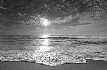 Bilderdepot24 Fototapete selbstklebend Strand