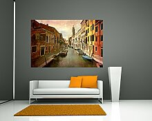 Bilderdepot24 Fototapete selbstklebend Venedig