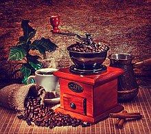 Bilderdepot24 Vlies Fototapete - Kaffeemühle -