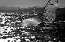 Bilderdepot24 Vlies Fototapete - Surfing II -