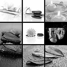 Bilderdepot24 Vlies Fototapete - Zen Steine XX -