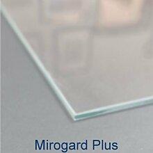 Bilderglas Zuschnitt Mirogard® plus entspiegelt