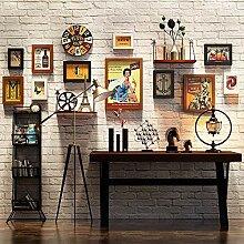 Bilderrahmen 11er-Set, Collage-Bilderrahmen-Set