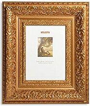 Bilderrahmen (30x40, Gold)