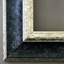 Bilderrahmen Acta Schwarz Silber 6,7 - Über 100
