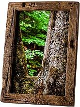 Bilderrahmen Alt-Holz aus alter Eiche - Vintage /