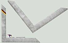 Bilderrahmen Artlohn Farbe: Betonoptik 50x75 cm