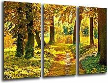 Bilderrahmen Bild, mehrfarbig, 97 x 62 cm