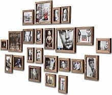 Bilderrahmen Bilderrahmen Wand 23 Boxen aus