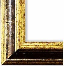 Bilderrahmen Braun Gold 45 x 60 cm 45x60 - Antik,