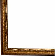 Bilderrahmen Braun Gold 60 x 60 cm - Antik,