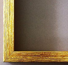 Bilderrahmen Como Gold Struktur 2,0 - Über 100