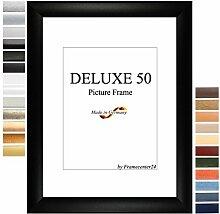 Bilderrahmen DELUXE50 80x120 oder 120x80 cm in