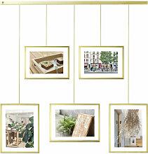 Bilderrahmen Exhibit, Foto Collage, Bilderrahmen