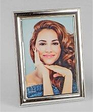 Bilderrahmen Fotorahmen DOTS für 13x18cm silber